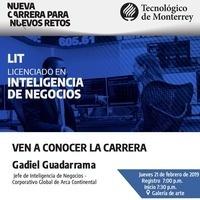 Sesión de Inteligencia de Negocios