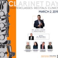 UTEP Clarinet Day