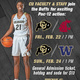Colorado Women's Basketball vs. Washington