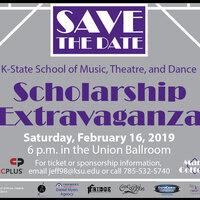 Music Scholarship Extravaganza