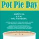 Student Housing Association's Pot Pie Day