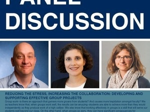 CEL/CTE Panel Discussion on Group Work