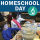 Homeschool Day at the Seymour Center