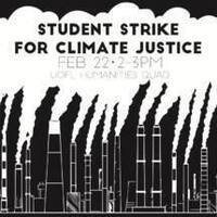 Student Strike for Climate Justice