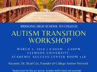 Autism Transition Workshop