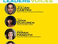 Julian Castro: Public Service & Activism for the Next Generation