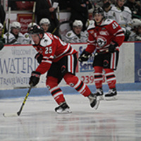 Black Hawks Hockey vs Dubuque