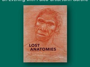 Lost Anatomies--an Evening with Paleo-artist John Gurche