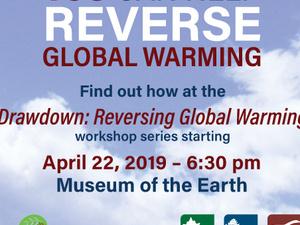 Drawdown: Reversing Global Warming workshop series