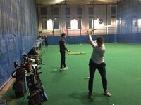 Club Golf Open Range