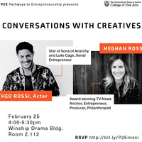 Conversations with Creatives: Theo and Meghan Rossi