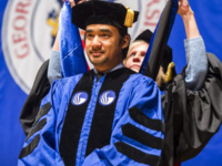 Ph.D. Commencement and Hooding