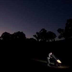 Star Gazing at Hawkstowe Park