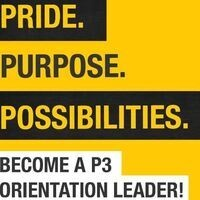 Apply Today to be a Trinity River Campus P3: Student Leader for 2019-2020