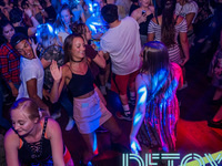 Detox Pop-Up All Ages Nightclub