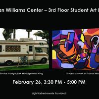 Student Art Reception