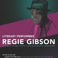 Hellerstein Lecture: Regie Gibson