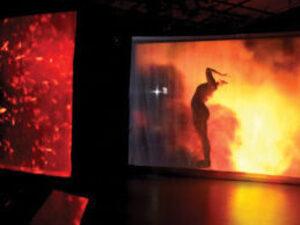 Performance: Fernanda D'Agostino
