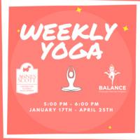 Balance: Yoga with Elizabeth Yates