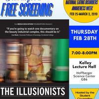 The Illusionists documentary film screening