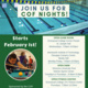 COF Nights: Open Swim