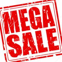 Mega Sale