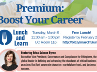 Lunch and Learn with Erica Salmon Byrne