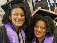 The Center's African Diaspora Cultural & Affinity Graduate Celebration
