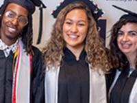 The Center's American Indian/Alaskan Native Cultural & Affinity Graduate Celebration