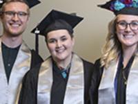 The Center's Cultural & Affinity Lavender (LGBTQIA) Graduate Celebration