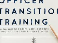 Officer Transition Training