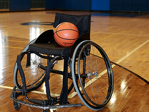 Tip-Off at Trees Wheelchair Basketball Tournament