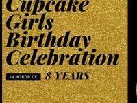 Cupcake Girls Birthday Bash