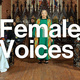 Female Voices with Lisa Steele - Allyson Mitchell and Deirdre Logue