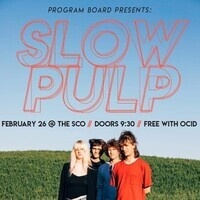 Program Board Presents: Slow Pulp with Walldogs