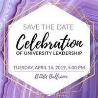 Celebration of University Leadership