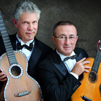 Guest Recital: Rucco-James Duo, guitar