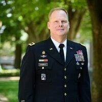 SmartTALK with McDaniel Alumnus and U.S. Army Major General Duane Gamble