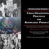 Intersectional Echoes: Cross Generational Practices and Knowledge Production