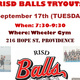 RISD Balls basketball tryouts