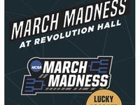March Madness: Lucky Bracket Party