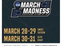 March Madness: Sweet Sixteen & Elite Eight