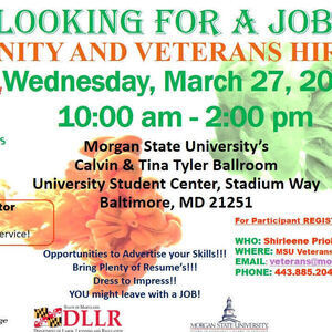 Veterans Hiring Fair!