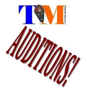 AUDITIONS for ANNE & EMMETT produced by Theatre Morgan
