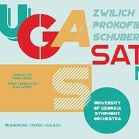 UGA Symphony Orchestra performs in Ensemble Series