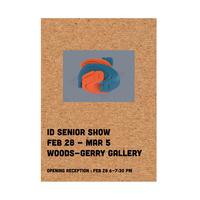 Opening reception | Industrial Design seniors