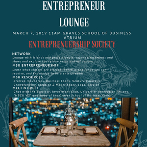 Entrepreneur Lounge