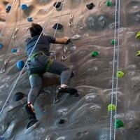 Baltimore Rampage Climbing Competition