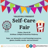 Self-Care Fair