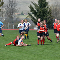 SOU Women's Rugby Alumni Prom Dress Game
